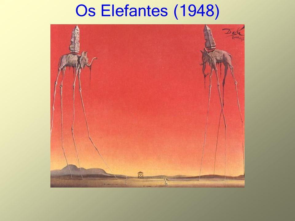 Os Elefantes (1948)
