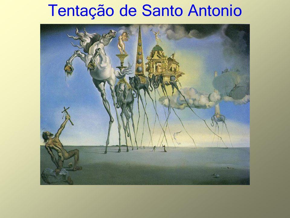 Tentação de Santo Antonio