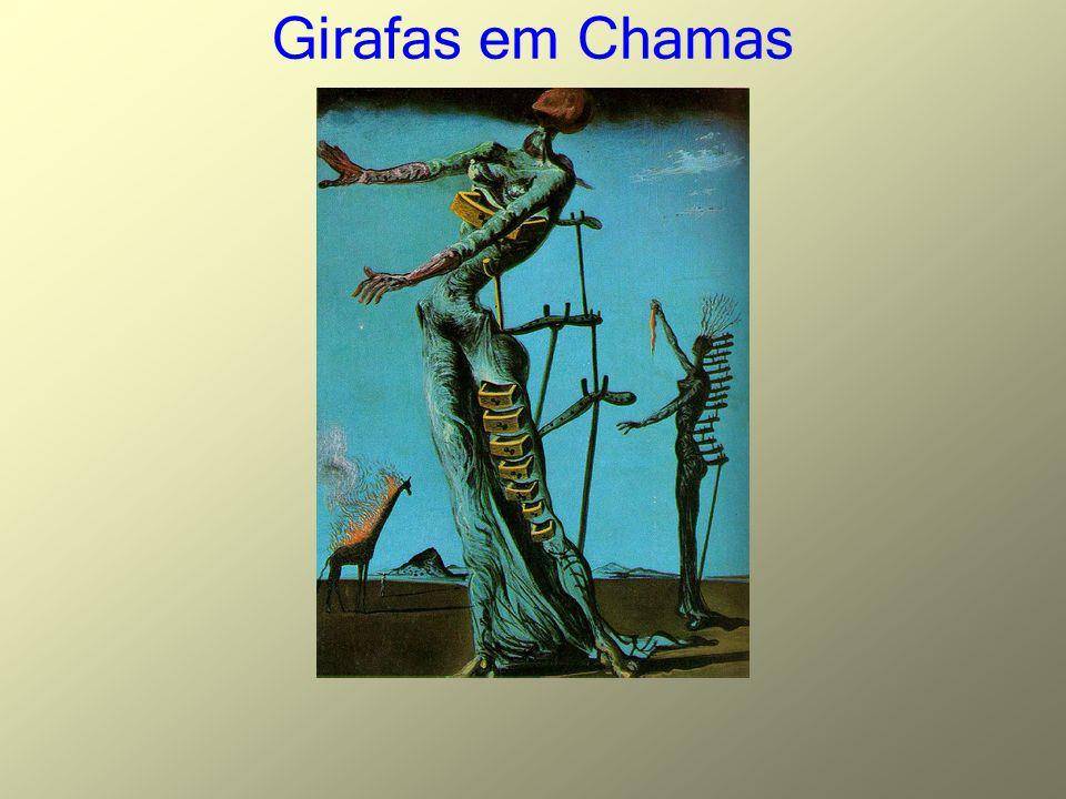 Girafas em Chamas