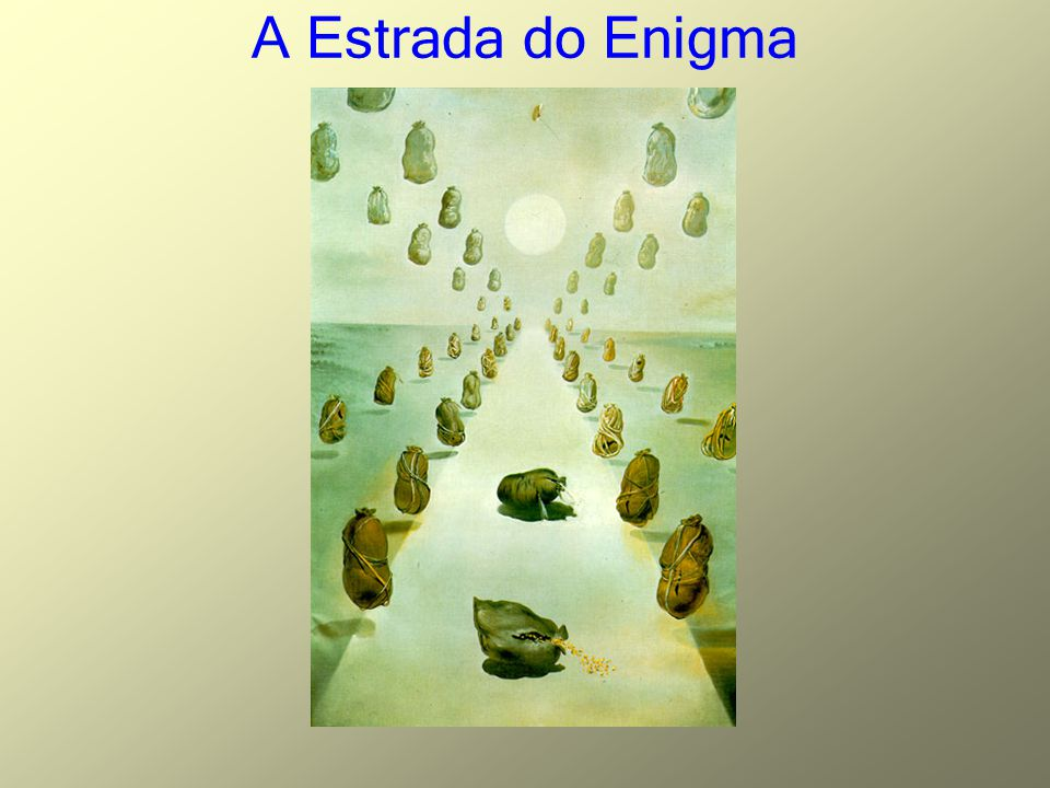 A Estrada do Enigma