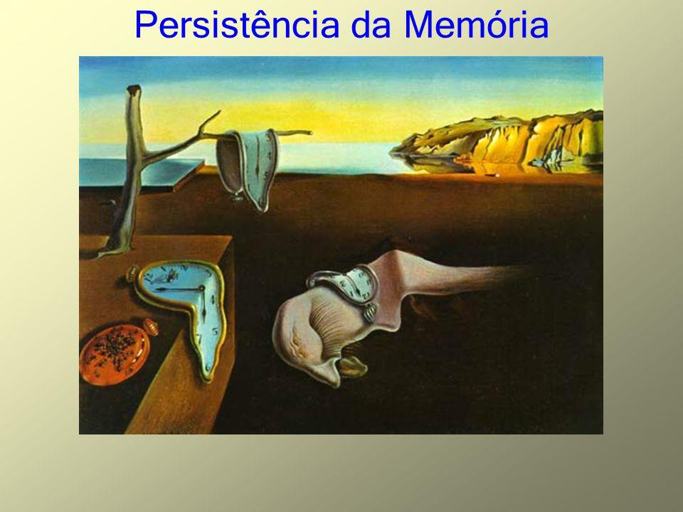 Persistência da Memória