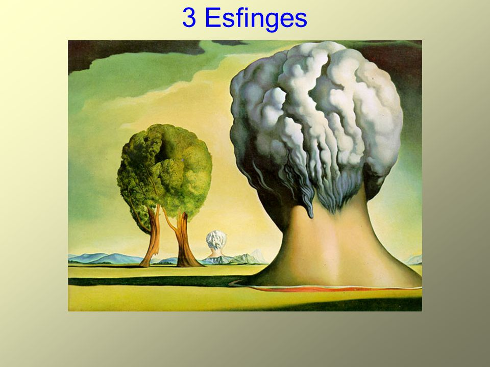 3 Esfinges