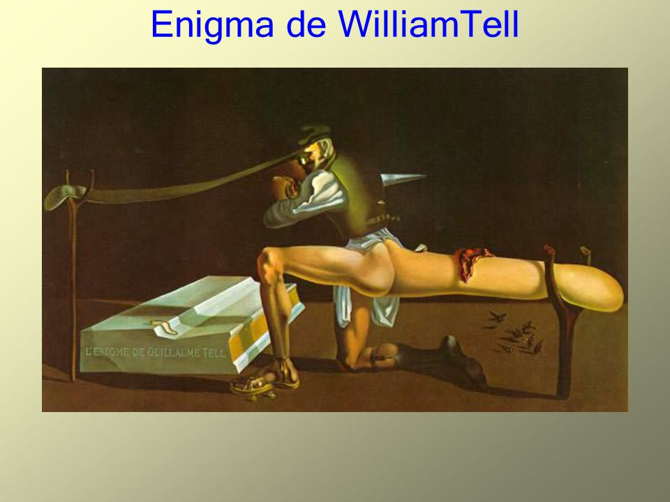 Enigma de WilliamTell
