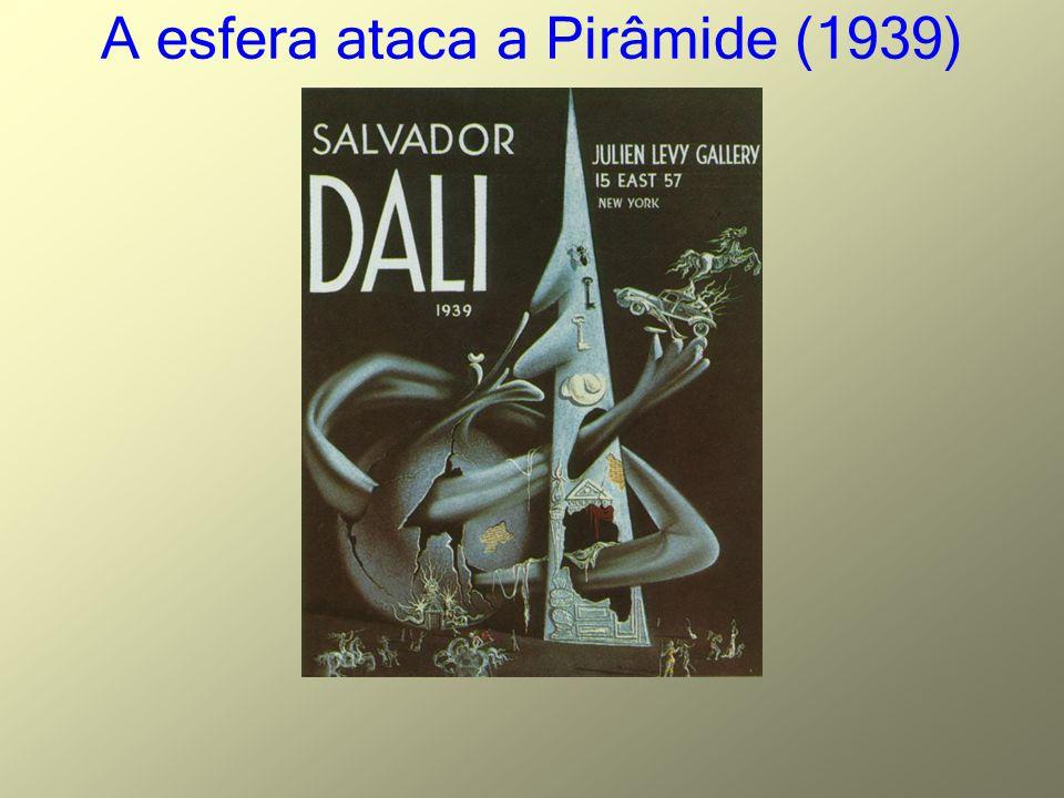 A esfera ataca a Pirâmide (1939)