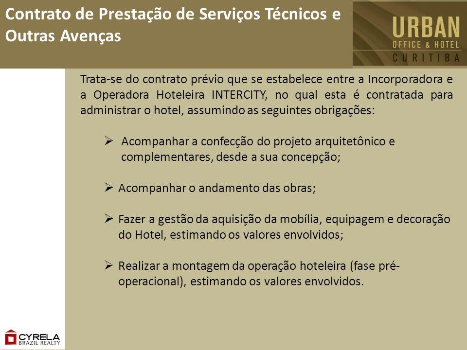 Contrato de Prestação de Serviços Técnicos e Outras Avenças