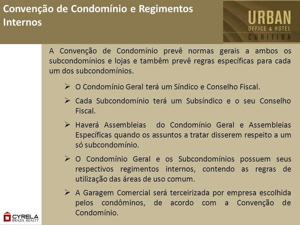 Convenção de Condomínio e Regimentos Internos