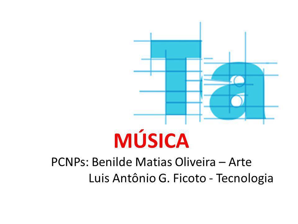 MÚSICA PCNPs: Benilde Matias Oliveira – Arte Luis Antônio G