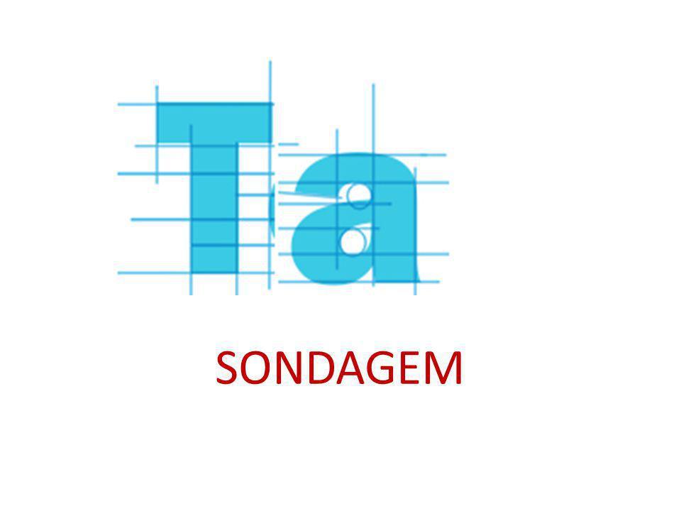 SONDAGEM