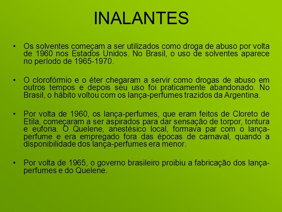 INALANTES