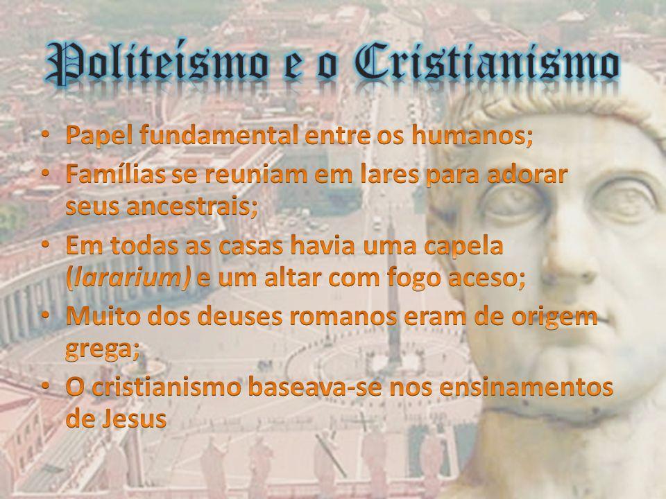 Politeísmo e o Cristianismo