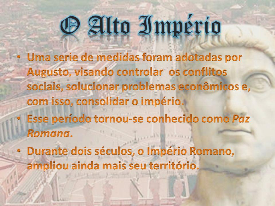 O Alto Império