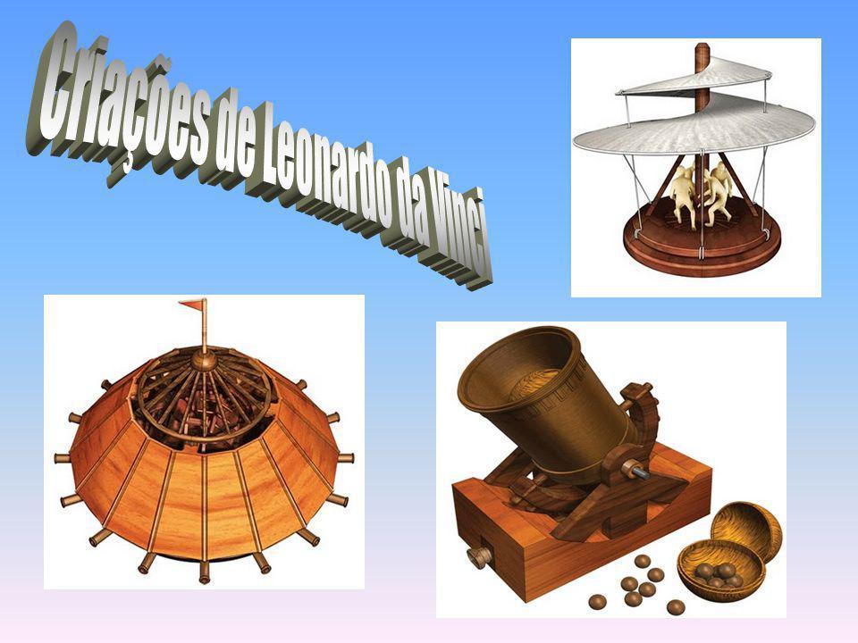Criações de Leonardo da Vinci