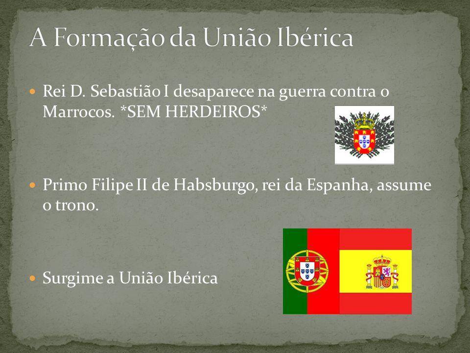 A Formação da União Ibérica