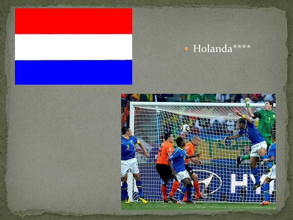 Holanda****