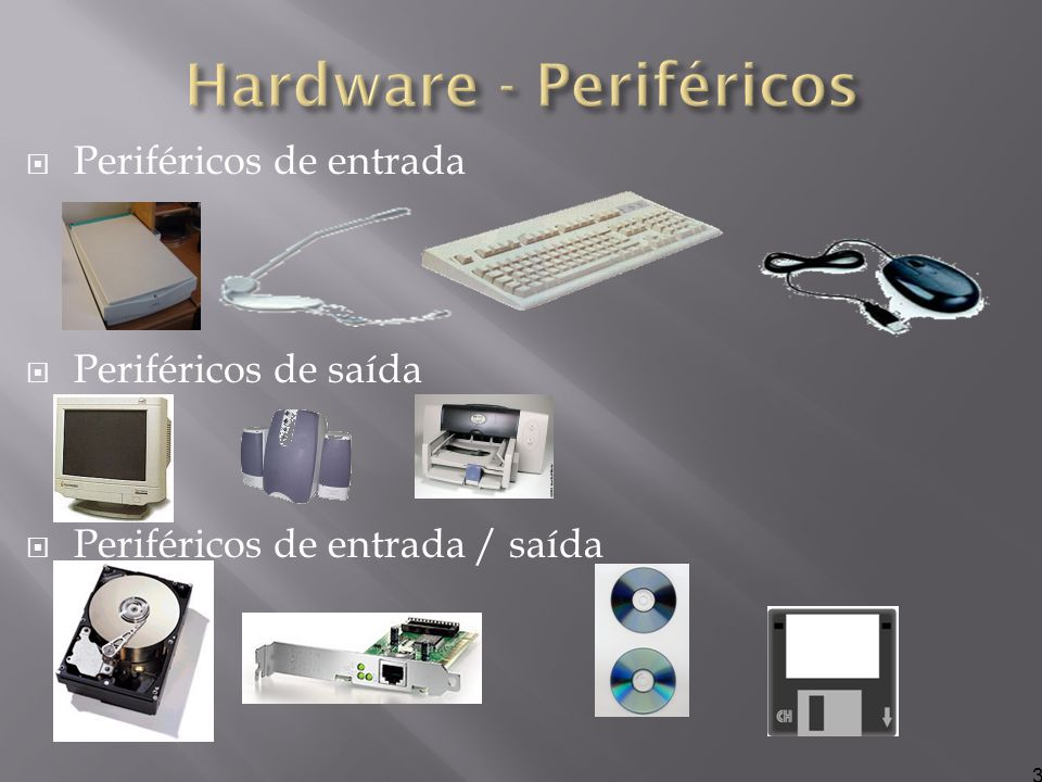 Hardware - Periféricos