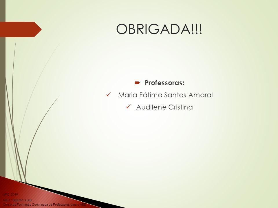 Maria Fátima Santos Amaral