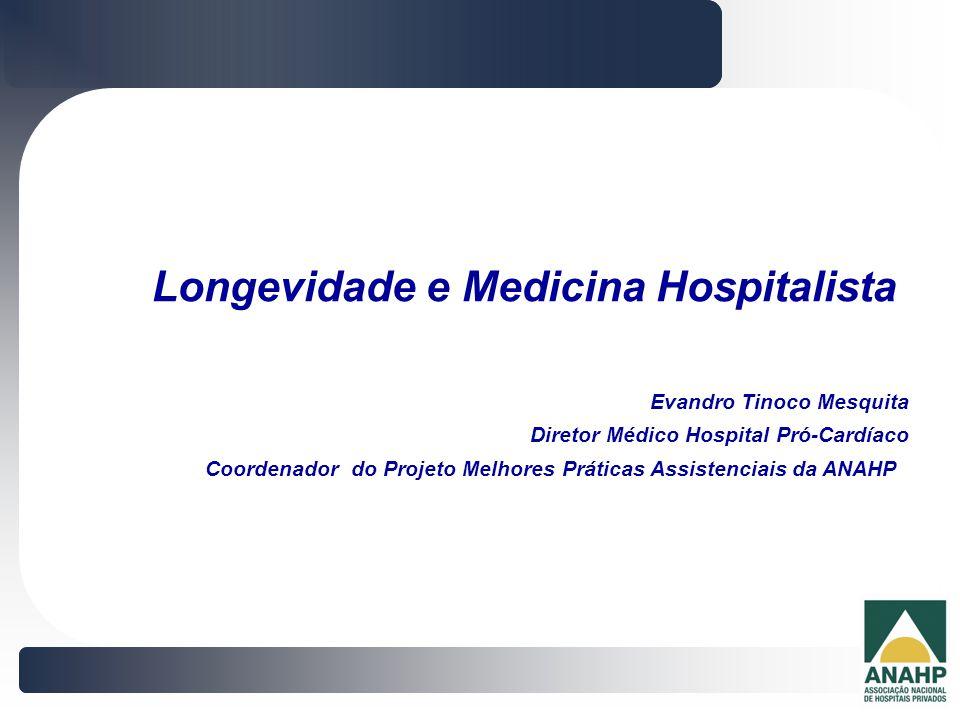 Longevidade e Medicina Hospitalista