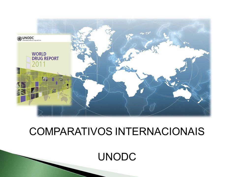 COMPARATIVOS INTERNACIONAIS