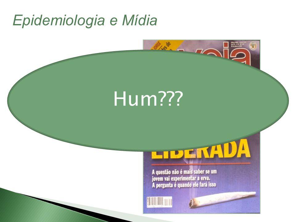 Epidemiologia e Mídia Hum