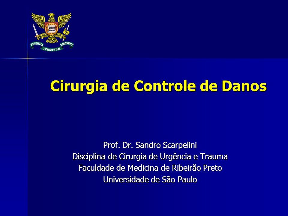 Cirurgia de Controle de Danos