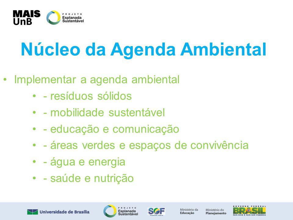 Núcleo da Agenda Ambiental
