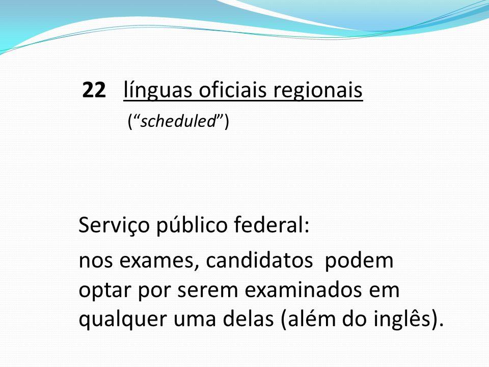 Serviço público federal: