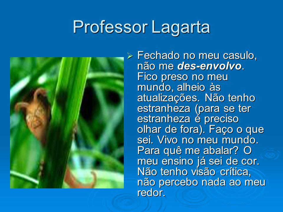 Professor Lagarta