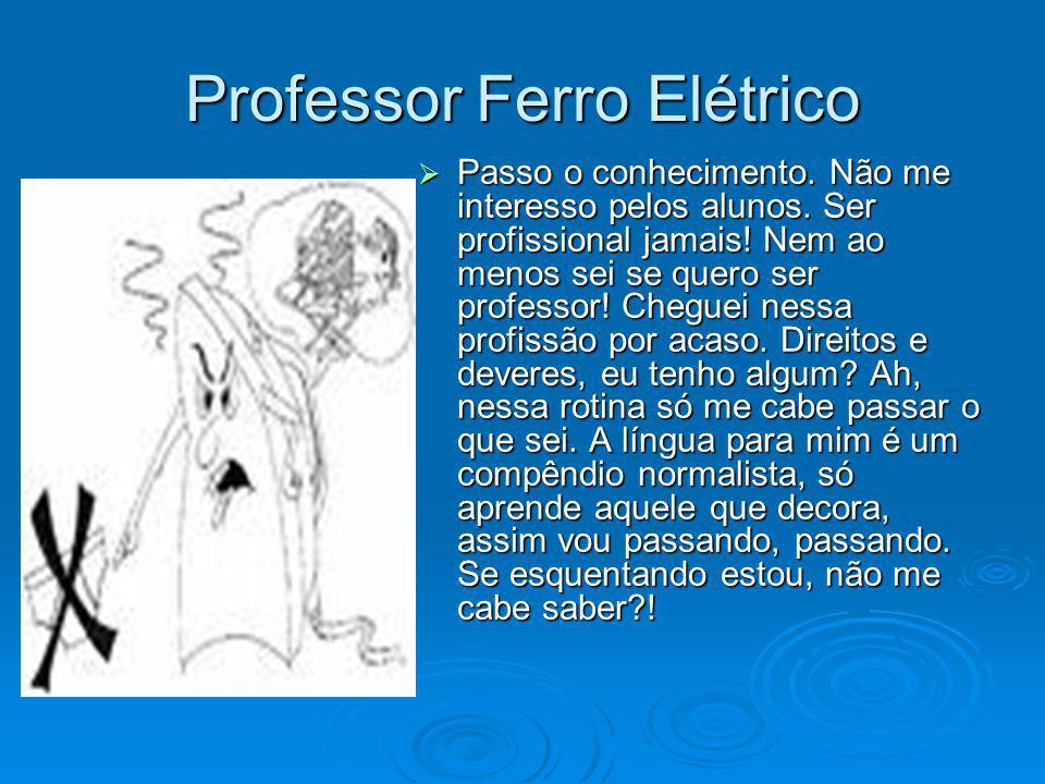 Professor Ferro Elétrico