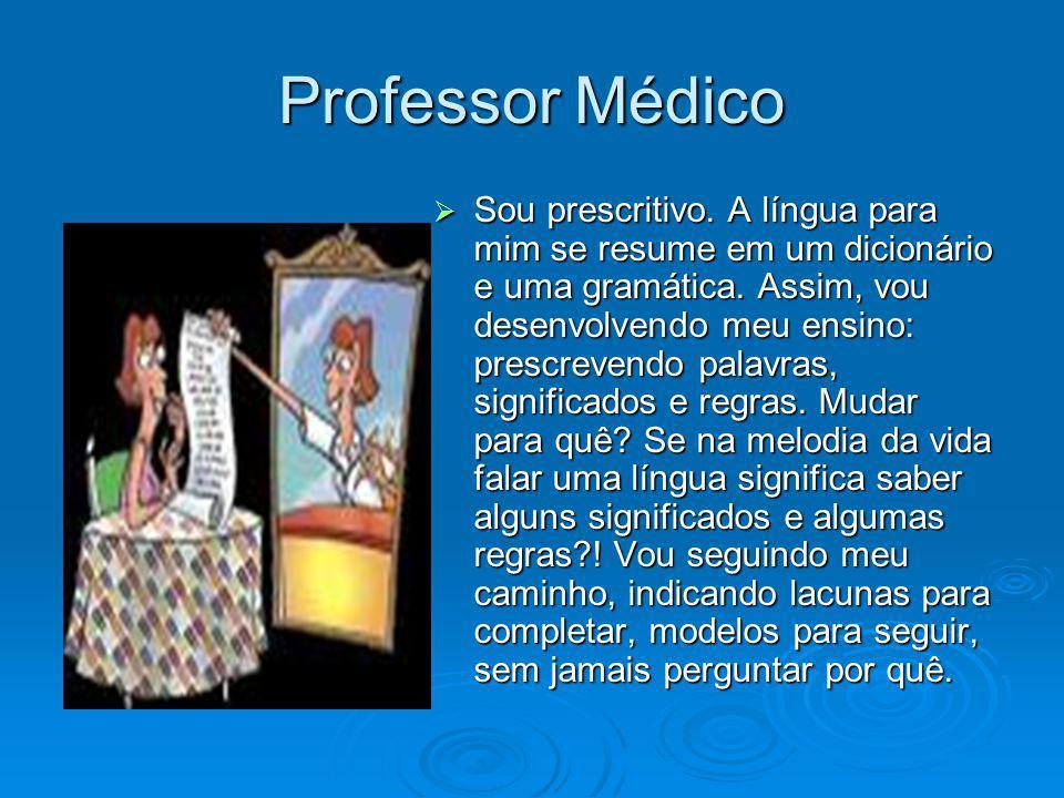 Professor Médico