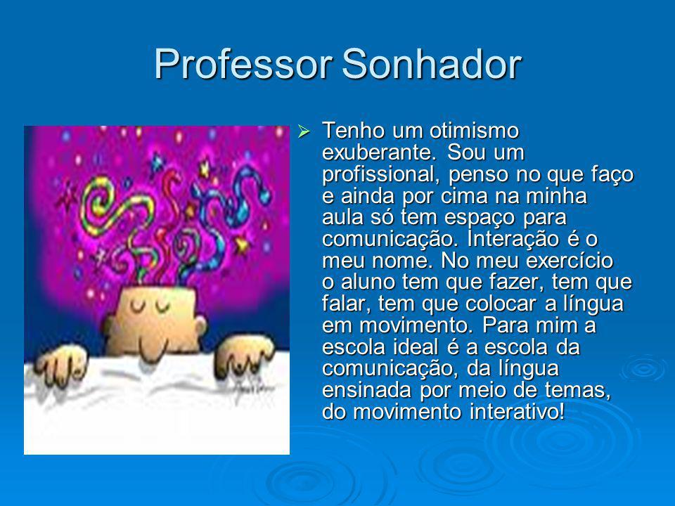Professor Sonhador