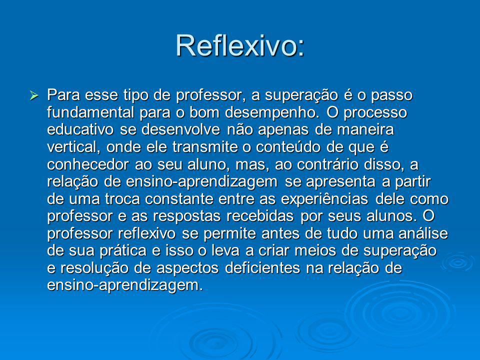 Reflexivo: