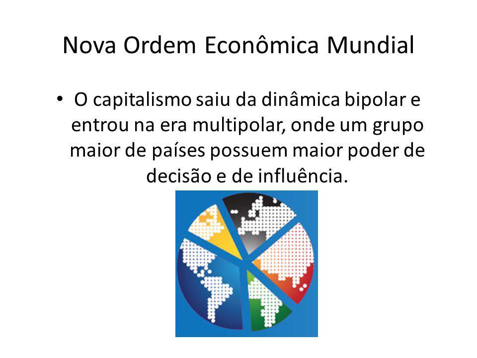 Nova Ordem Econômica Mundial