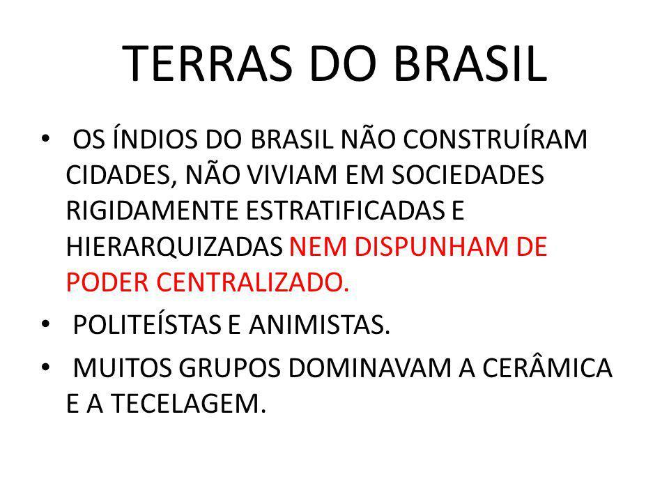 TERRAS DO BRASIL