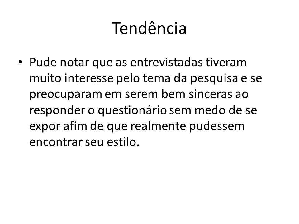 Tendência