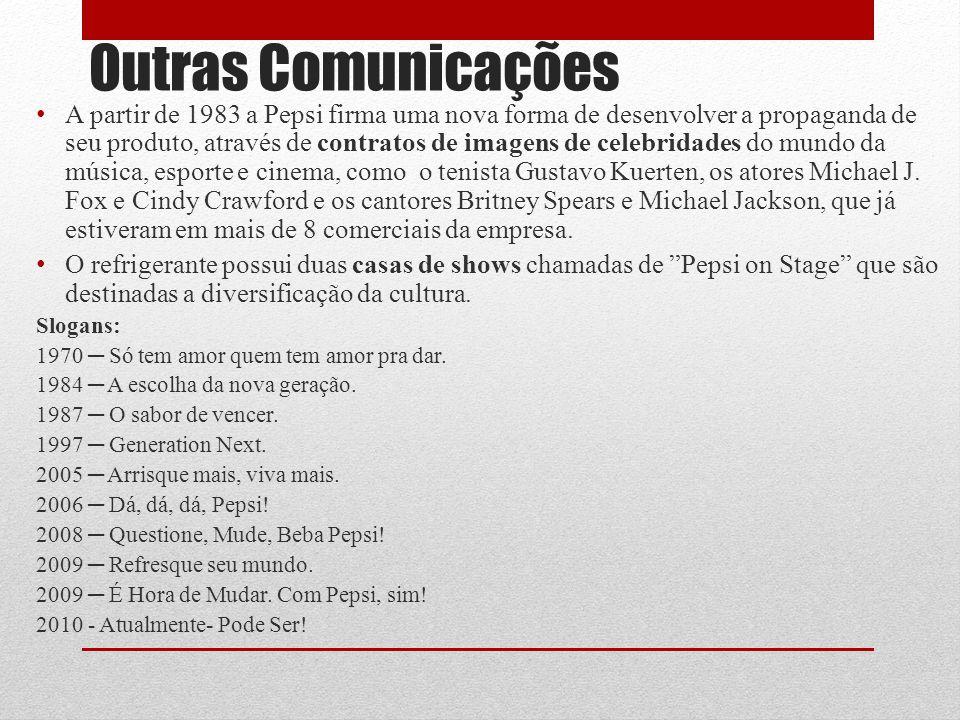 Outras Comunicações