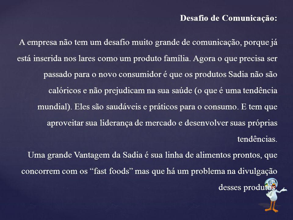 Desafio de Comunicação: