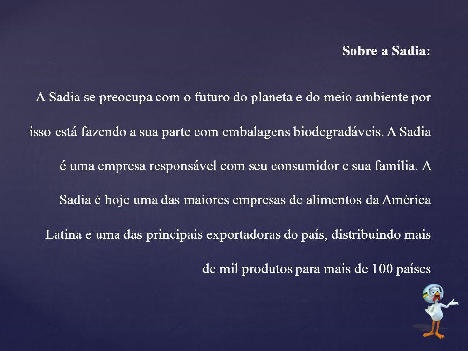 Sobre a Sadia: