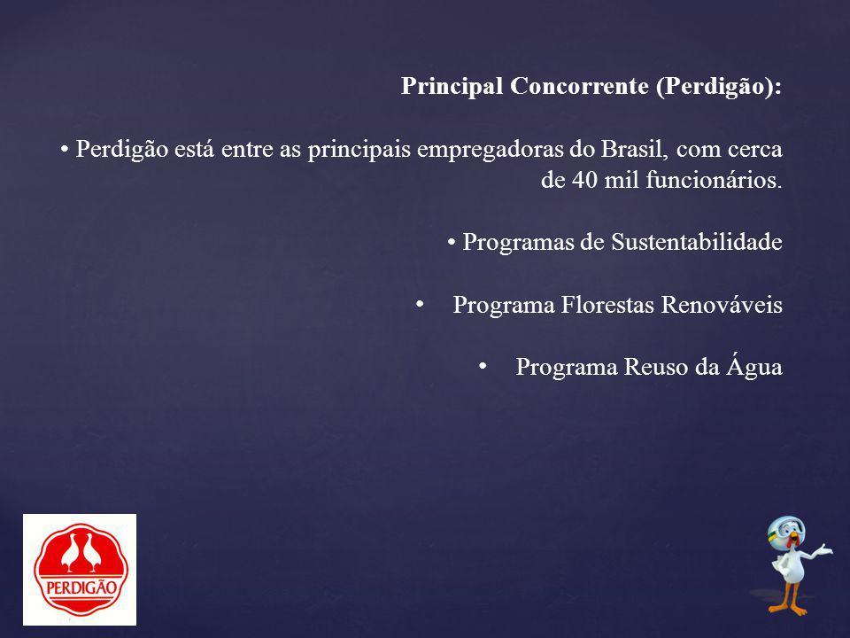Principal Concorrente (Perdigão):