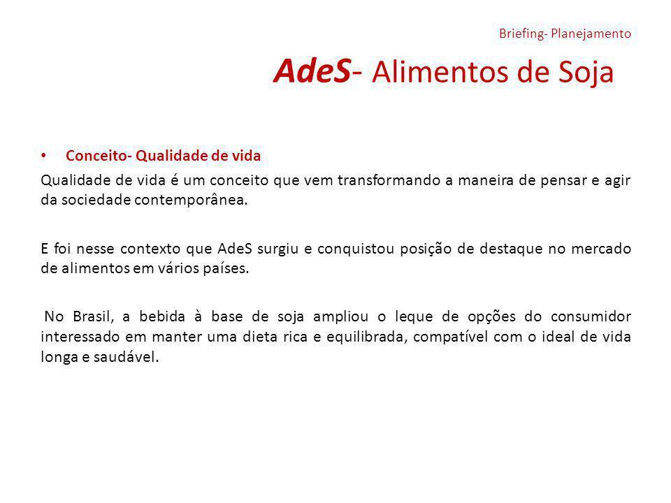 AdeS- Alimentos de Soja