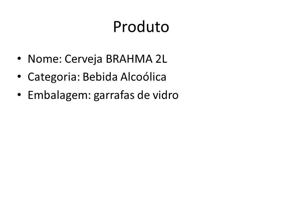 Produto Nome: Cerveja BRAHMA 2L Categoria: Bebida Alcoólica