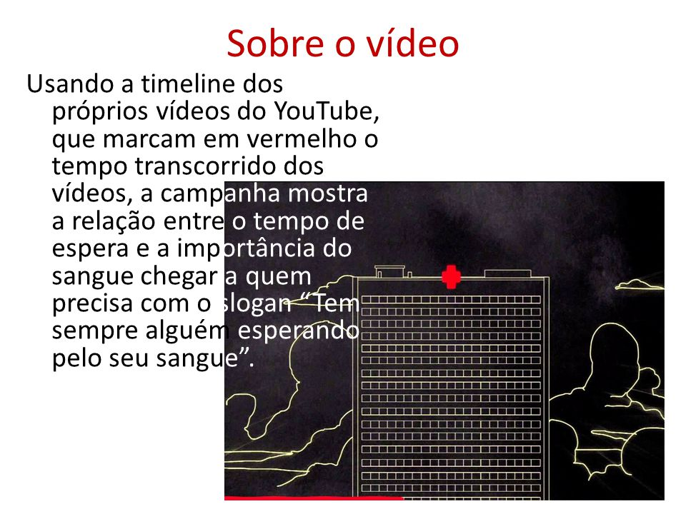 Sobre o vídeo