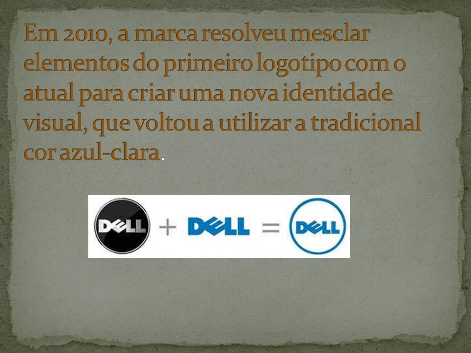 Em 2010, a marca resolveu mesclar elementos do primeiro logotipo com o atual para criar uma nova identidade visual, que voltou a utilizar a tradicional cor azul-clara.