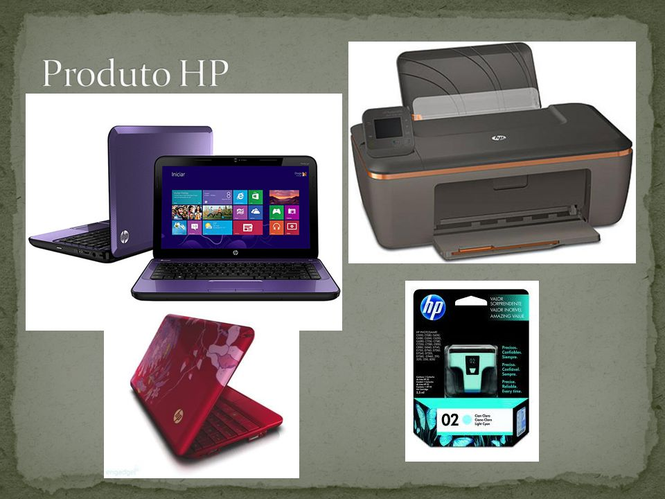 Produto HP