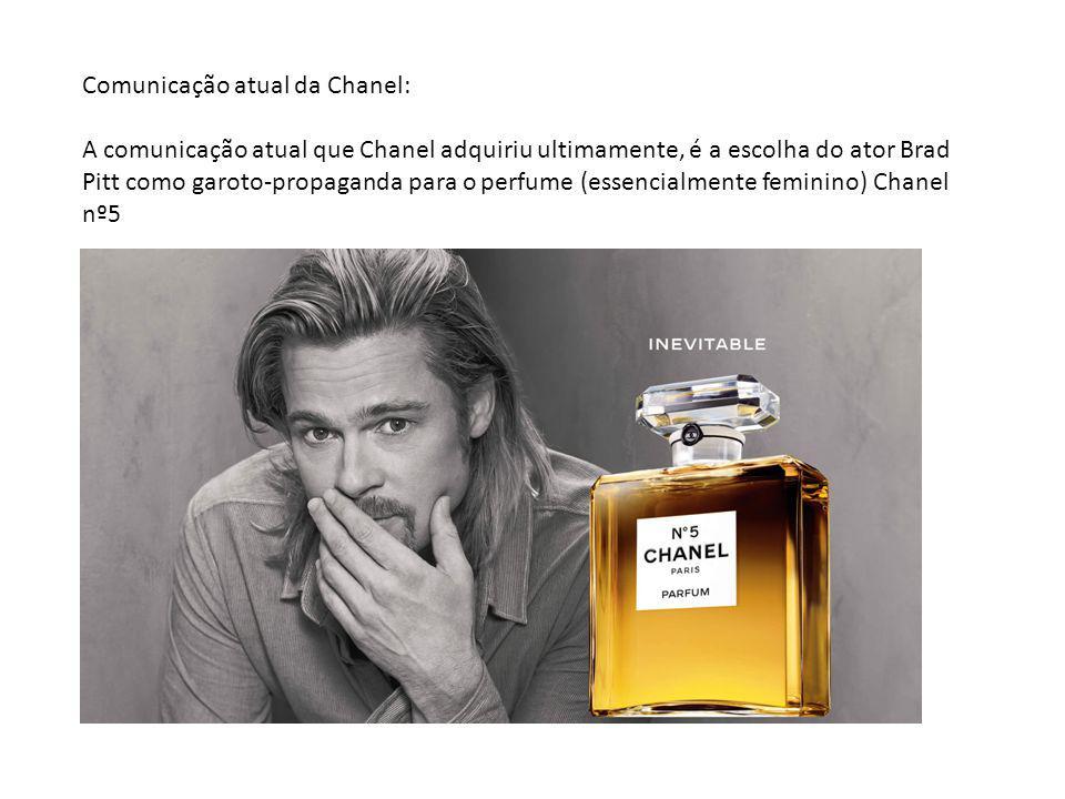 Comunicação atual da Chanel: