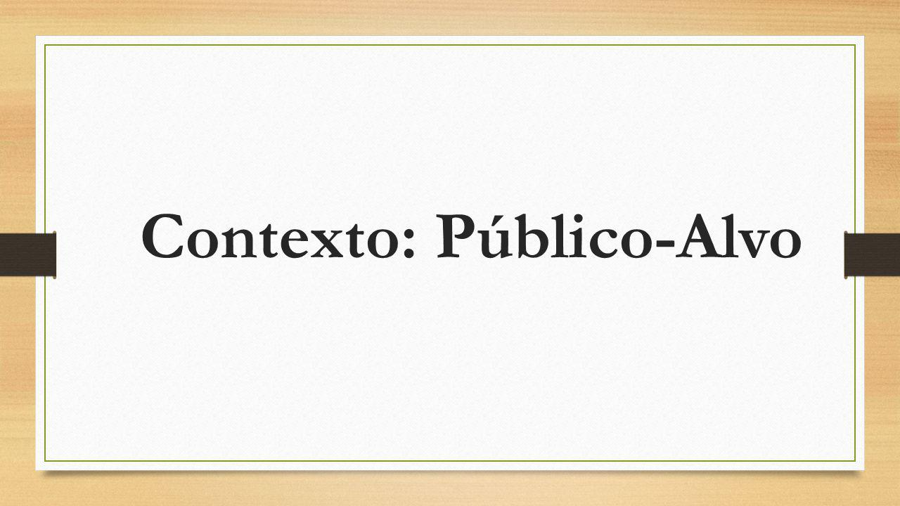 Contexto: Público-Alvo