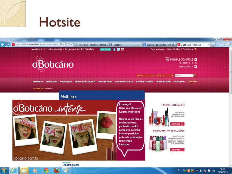 Hotsite