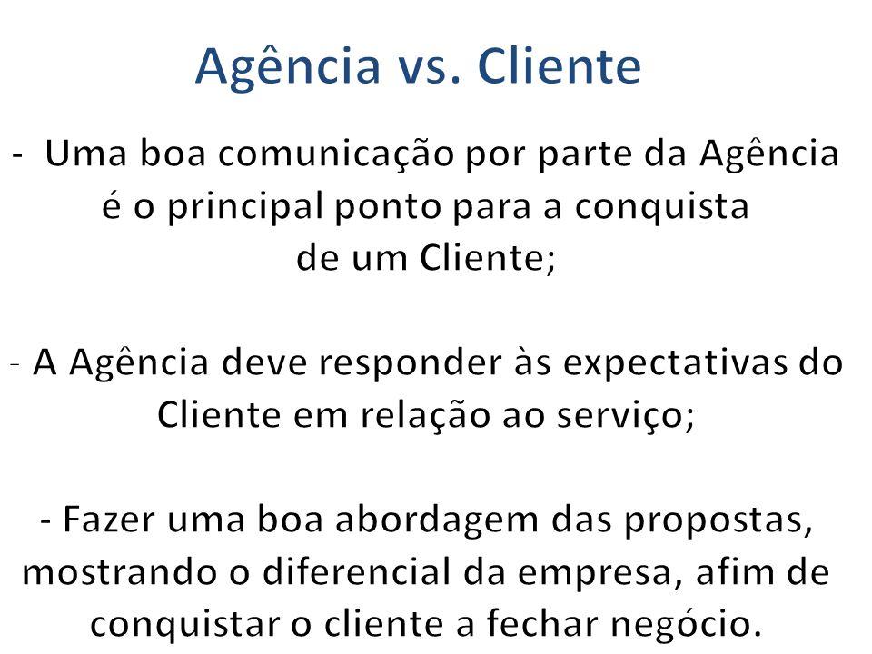 Agência vs. Cliente - Uma boa comunicação por parte da Agência