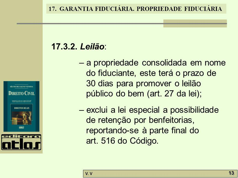 17.3.2. Leilão: