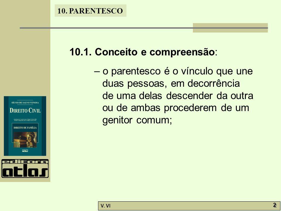 10.1. Conceito e compreensão: