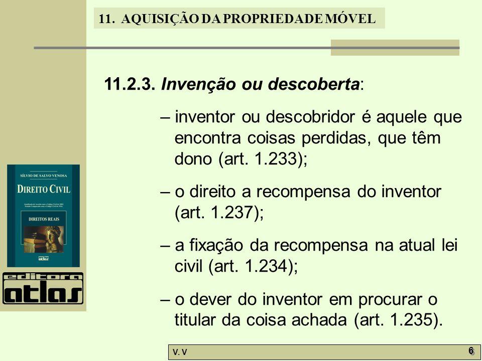11.2.3. Invenção ou descoberta: